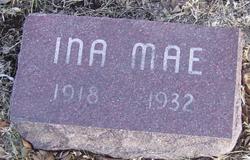 Ina Mae Bloir