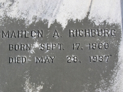 Mahlon A. Richburg