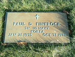 Paul D Finfrock