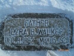 "Ezra Brown ""B"" Walker"