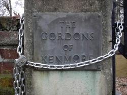 Gordons of Kenmore Cemetery