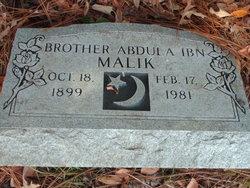 Br Abdula Ibn Malik