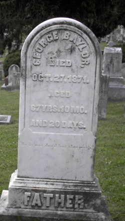 George A. Baylor