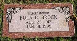 Eula C Brock