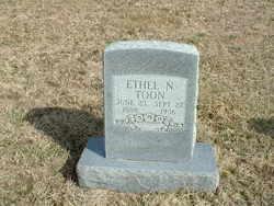 Ethel N Toon