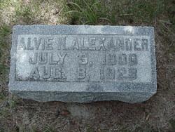 Alvie Heart Alexander