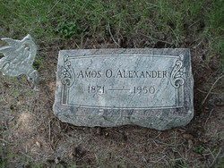 Amos Oswin Alexander