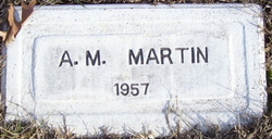 A M Martin