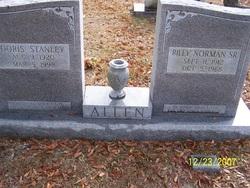 Doris <I>Stanley</I> Allen