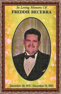 Freddie Becerra