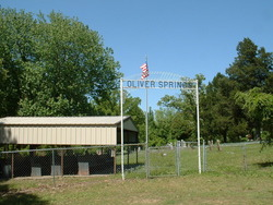 Oliver Springs Cemetery
