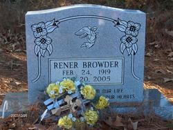 Rener Browder