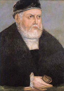 """""""The Old"""" Sigismund I"""