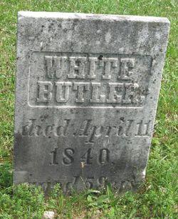White Butler
