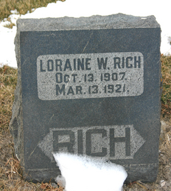 Loraine W. Rich