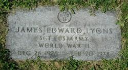 James Edward Lyons