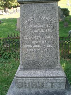 Henry Burritt