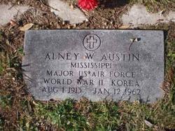 Maj Alney W Austin