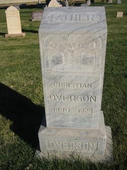 Christian Overson
