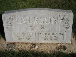 William Christian Overson