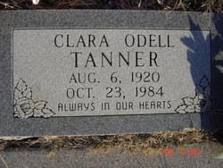 Clara Odell Tanner