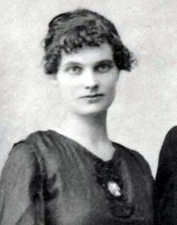 Anna Tenisovna <I>Taar</I> Sandberg