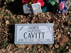"James William ""Lightning"" Cavitt"