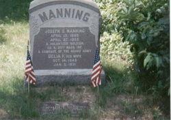 Delia <I>F.</I> Manning