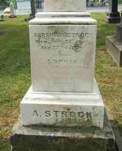 Abraham Strock