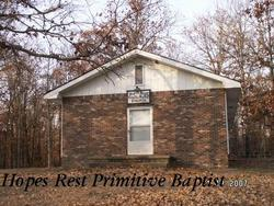 Hopes Rest Cemetery