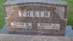 Bessie L. <I>Hansel</I> Thein