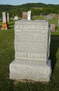 Mary Mathilda <I>Hansel</I> Hannamann