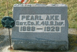 Sgt Pearl Ake