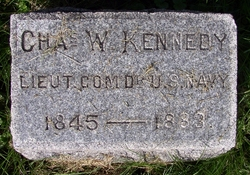 LCDR Charles William Kennedy