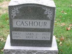 Jane A Cashour