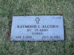 Raymond L Alcorn