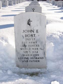 John E Bort