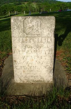 Mary Maria Zearley