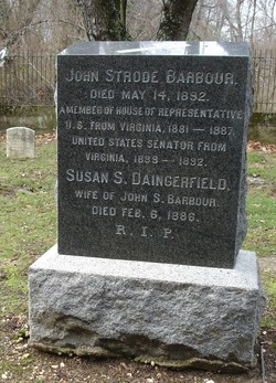 Susan S. <I>Daingerfield</I> Barbour