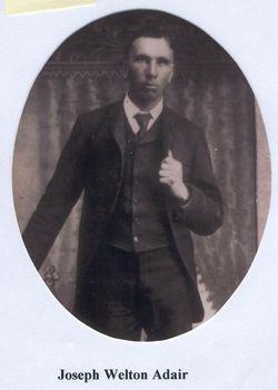Joseph Welton Adair
