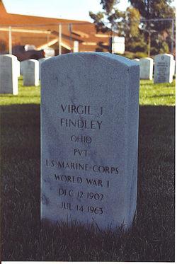 Virgil J Findley