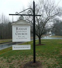 Ramah Presbyterian Church Cemetery