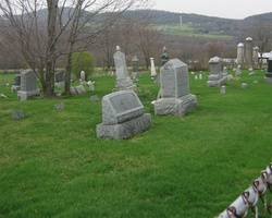 Russell-Prevost Cemetery