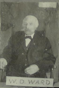 Willard DeWain Ward