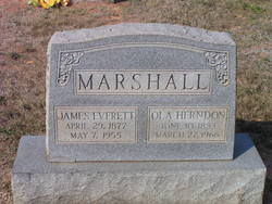 James Everett Marshall