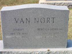 Bertha <I>Herring</I> Van Nort