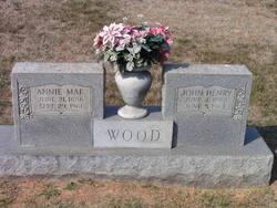 Annie Mae <I>Bowman</I> Wood