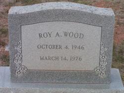 Roy Alexander Wood