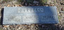 Mary Frances Farrell