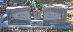 Ethel <I>McNeil</I> Adams